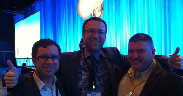 Salesforce Cloudforce 2012 Marketing Cloud Keynote