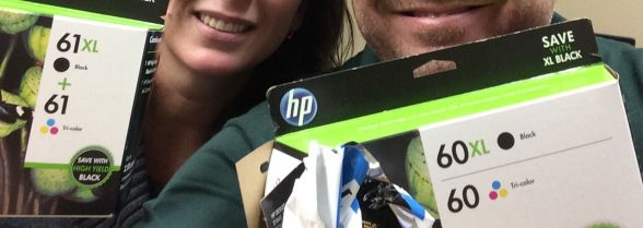 Printer Friends HP cartridges